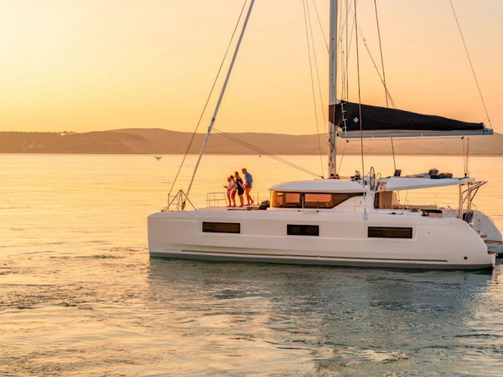 Location Catamaran à Fethiye - Lagoon Lagoon 46