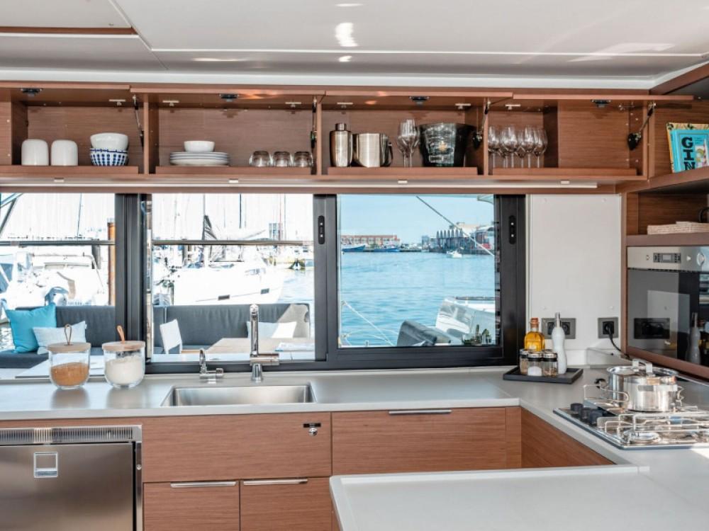 Louer Catamaran avec ou sans skipper Lagoon à Fethiye