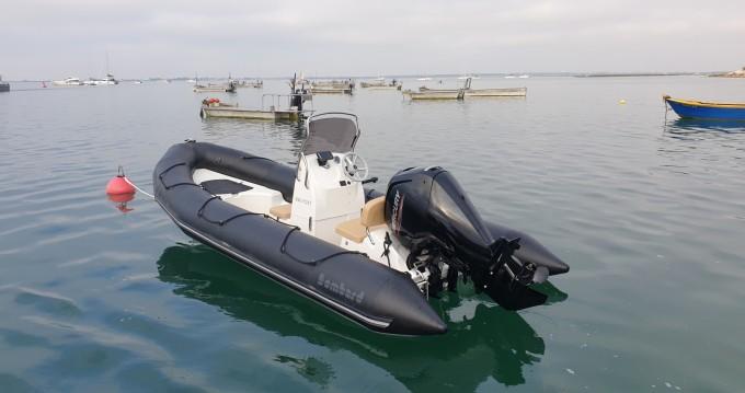 Location Semi-rigide à La Flotte - Bombard Sunrider 550