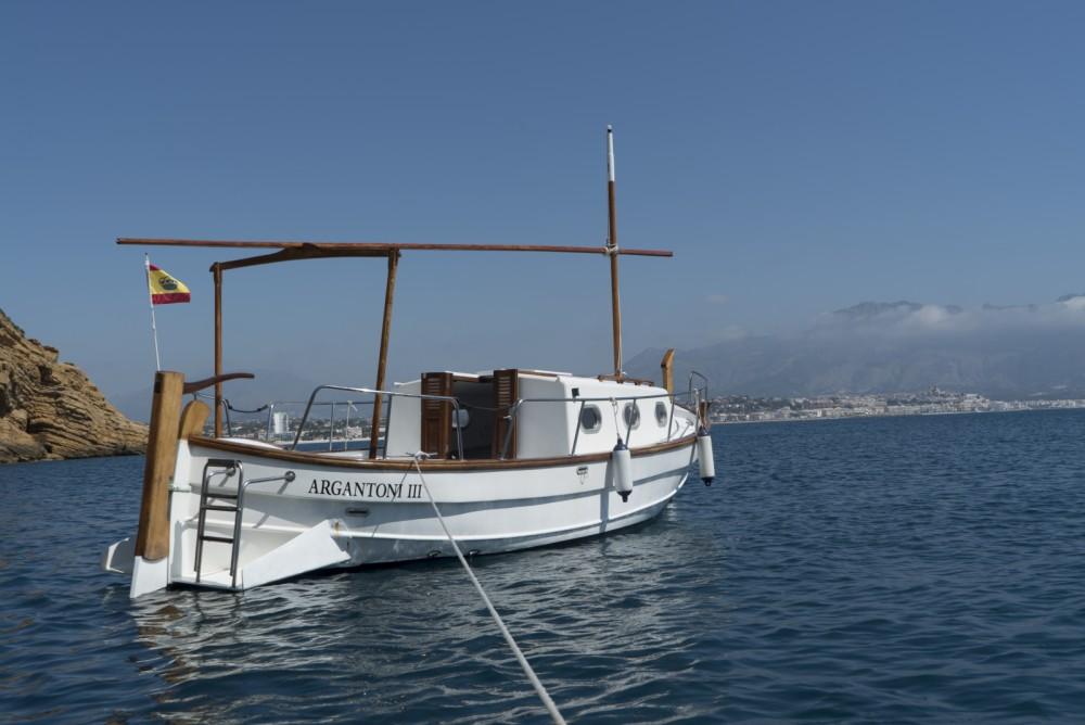 Location yacht à Altea - Albatros Llaut sur SamBoat