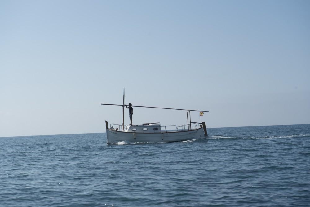 Location Bateau à moteur Albatros avec permis
