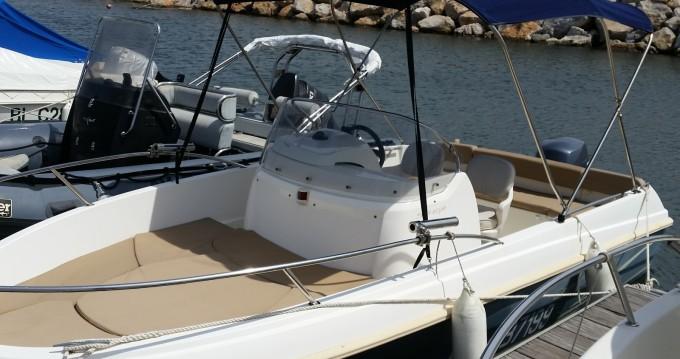 Louer Bateau à moteur avec ou sans skipper Jeanneau à Argelès-sur-Mer