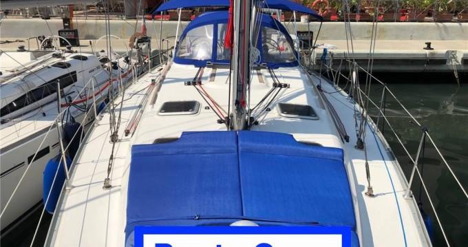 Location bateau Genova pas cher Sun Odyssey 43