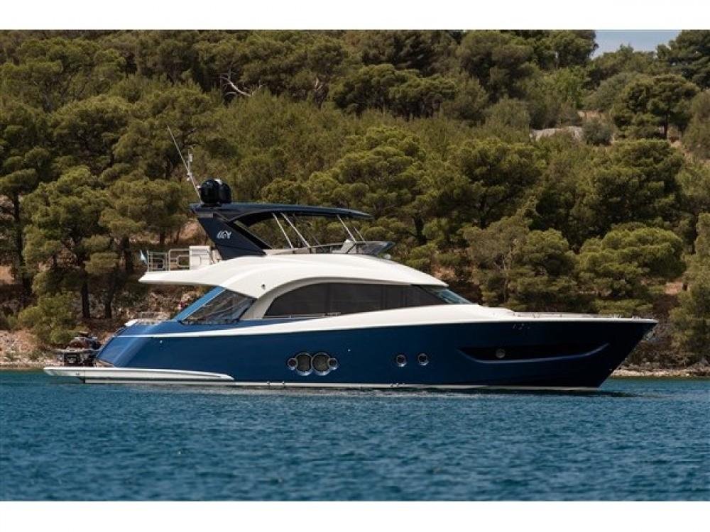 Yacht à louer à Šibenik au meilleur prix
