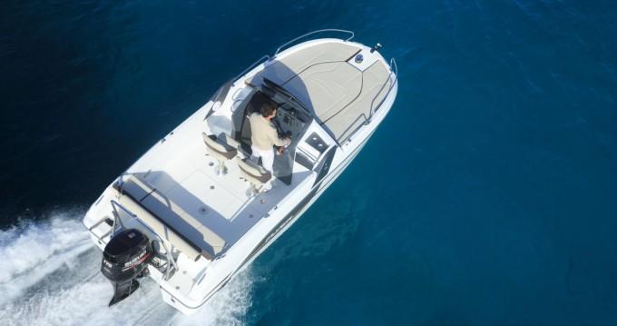Location bateau Le Barcarès pas cher Flyer 6.6 SUNdeck