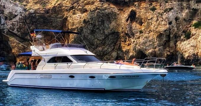 Louer Bateau à moteur avec ou sans skipper ASTINOR à Javea