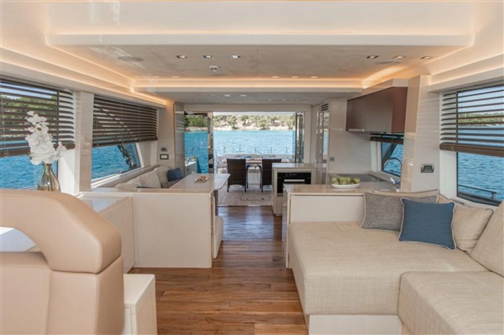 Location bateau Šibenik pas cher Monte Carlo Yacht 66
