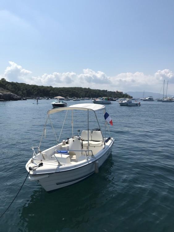 Location yacht à Cannes - Quicksilver Quicksilver 440 Fish sur SamBoat