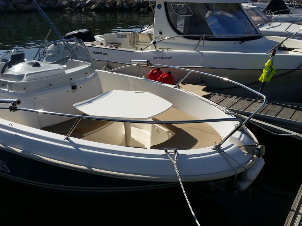 Location yacht à Argelès-sur-Mer - Jeanneau Cap Camarat 5.5 CC Serie 2 Style sur SamBoat