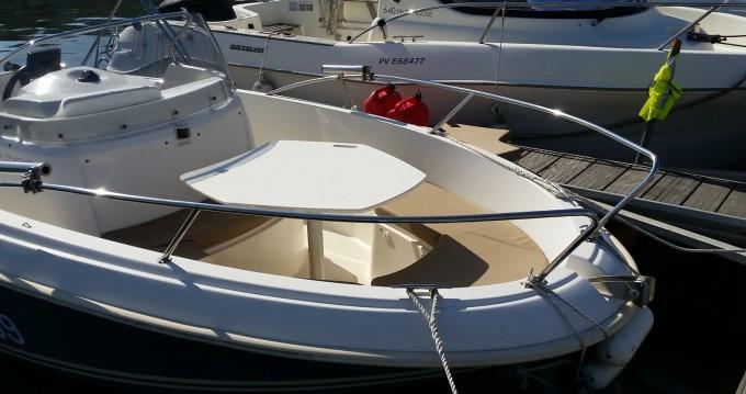 Location bateau Argelès-sur-Mer pas cher Cap Camarat 5.5 CC Serie 2 Style