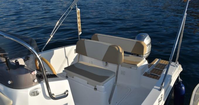 Location Bateau à moteur à Rovinj - Idea Marine IDEA 58