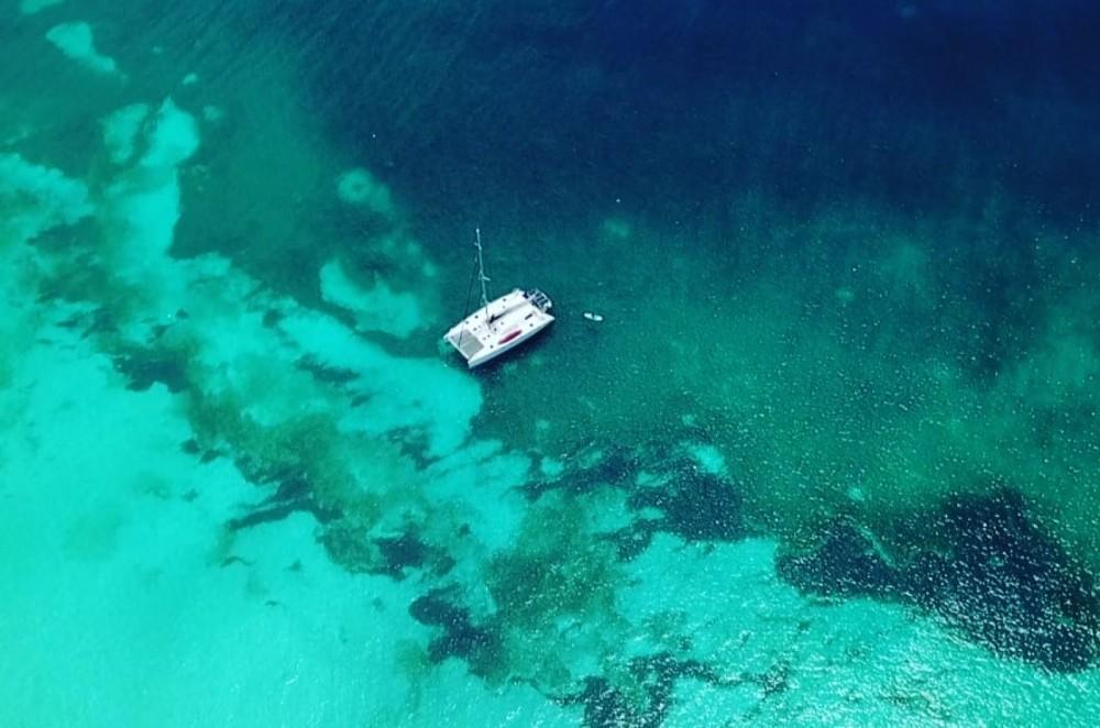 Location bateau Panamá pas cher Nautitech 47