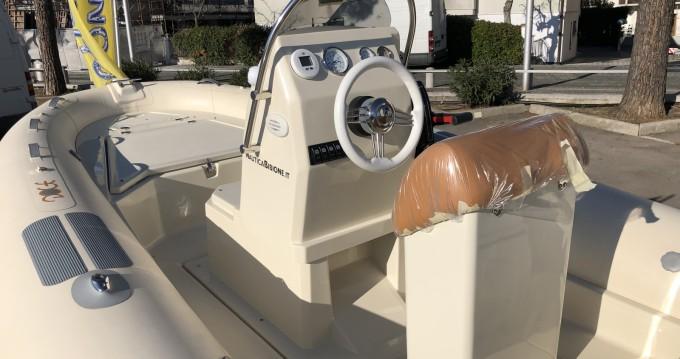 Louer Semi-rigide avec ou sans skipper Doge à Lignano Sabbiadoro