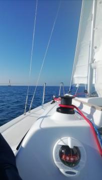 Louer Voilier avec ou sans skipper navikom à Nettuno