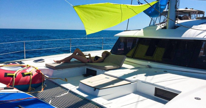 Location bateau Eden Island pas cher Saba 50