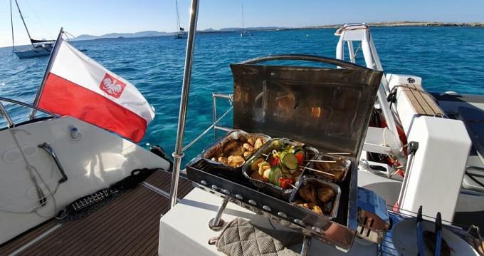 Location yacht à Eden Island - Fountaine Pajot Saba 50 sur SamBoat