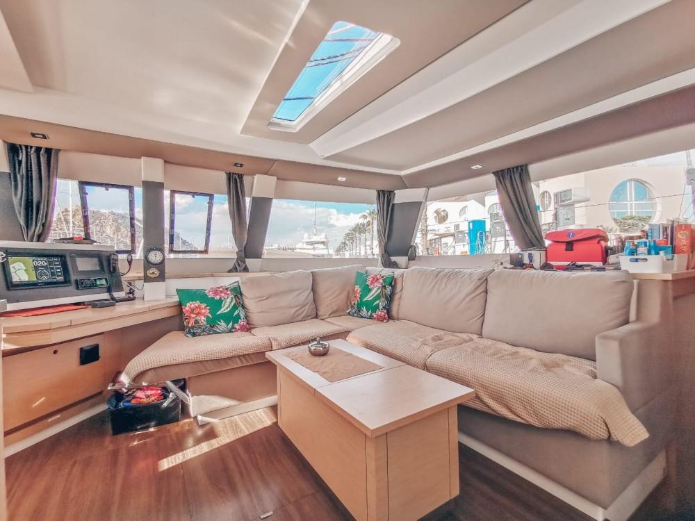 Location yacht à Victoria - Fountaine Pajot Saba 50 [8 CAB] sur SamBoat