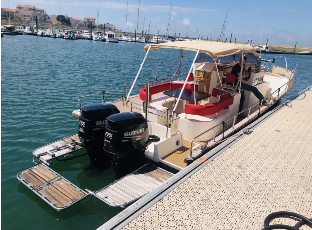 Location bateau Arcachon pas cher Beacher V10 Croisière