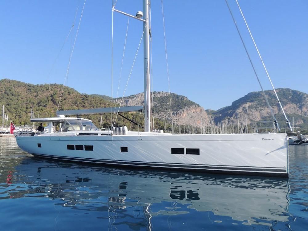 Location yacht à Muğla - Hanse Hanse 675 sur SamBoat
