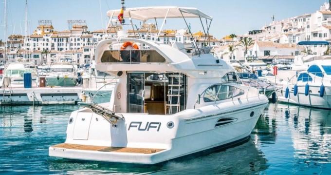 Astondoa 40 fly entre particuliers et professionnel à Marbella