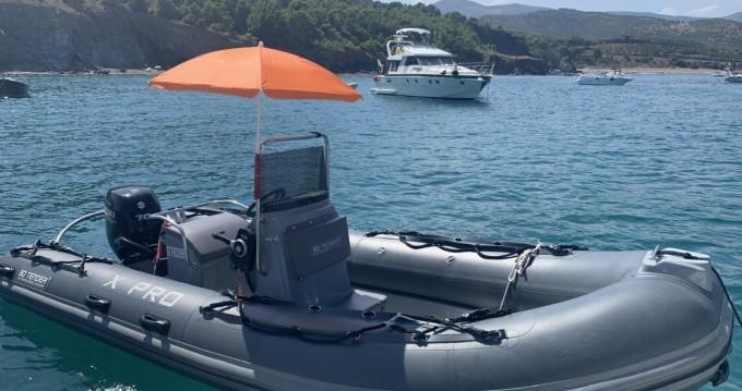 Location Semi-rigide à Argelès-sur-Mer - 3D Tender 3D Tender 535