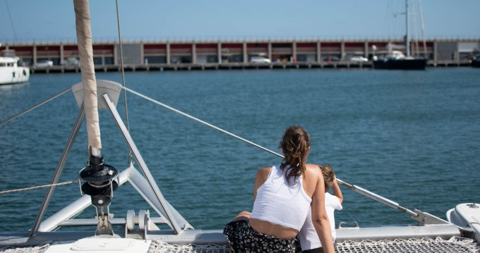 Location yacht à Barcelone - Outremer outremer 42 sur SamBoat