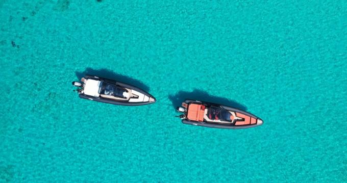 Louer Semi-rigide avec ou sans skipper SEA FIGHTER à Ornós