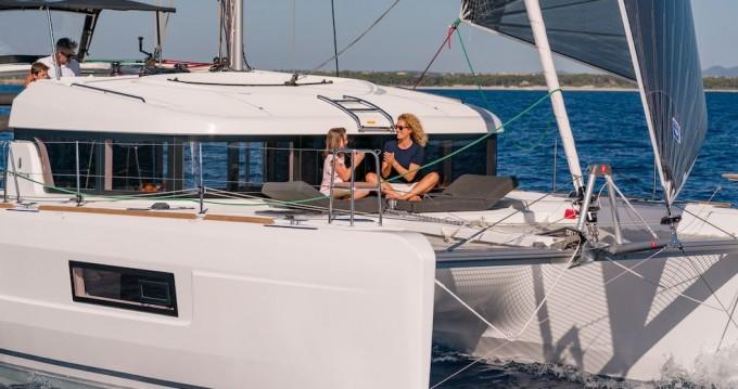 Location bateau Lagoon Lagoon 40 à Marsh Harbour sur Samboat