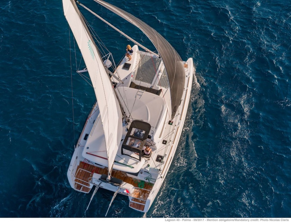 Location yacht à Bahamas - Lagoon Lagoon 40 - 4 + 2 cab  sur SamBoat