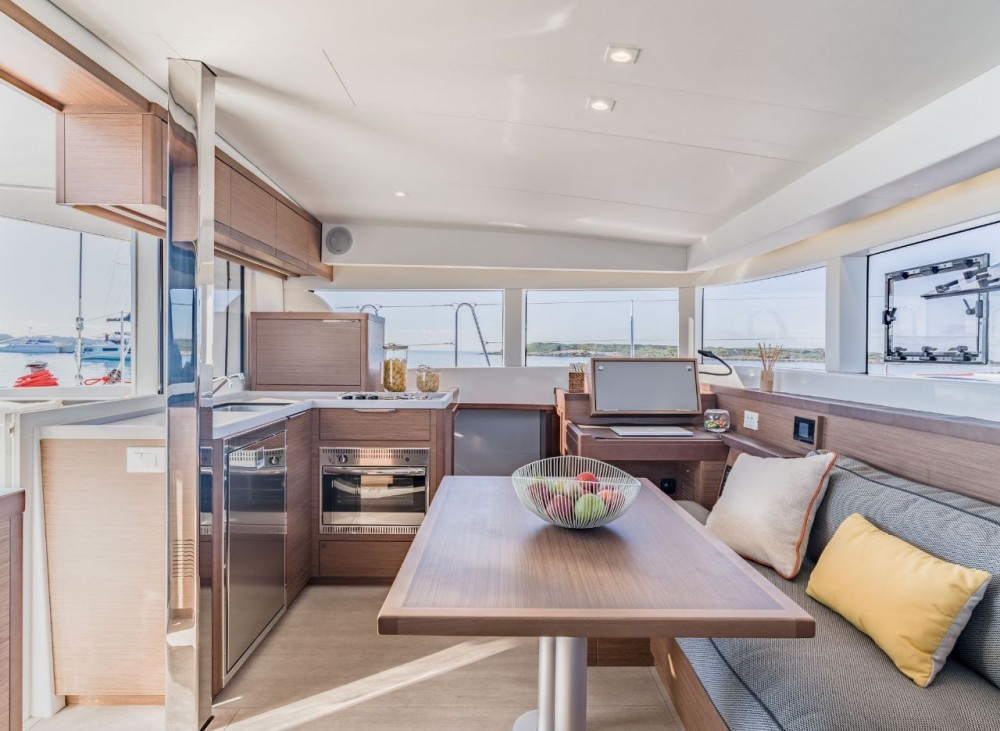 Louer Catamaran avec ou sans skipper Lagoon à Bahamas