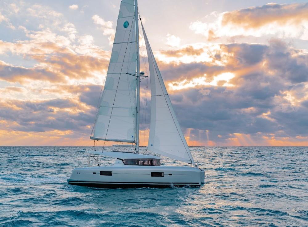 Catamaran à louer à Bahamas au meilleur prix