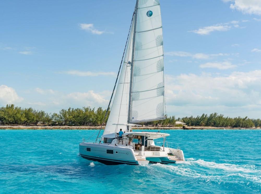 Location Catamaran à Bahamas - Lagoon Lagoon 42 - 4 + 2 cab.