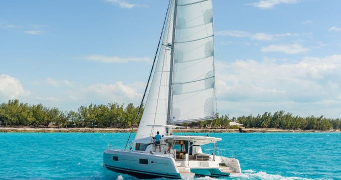 Louer Catamaran avec ou sans skipper Lagoon à Marsh Harbour