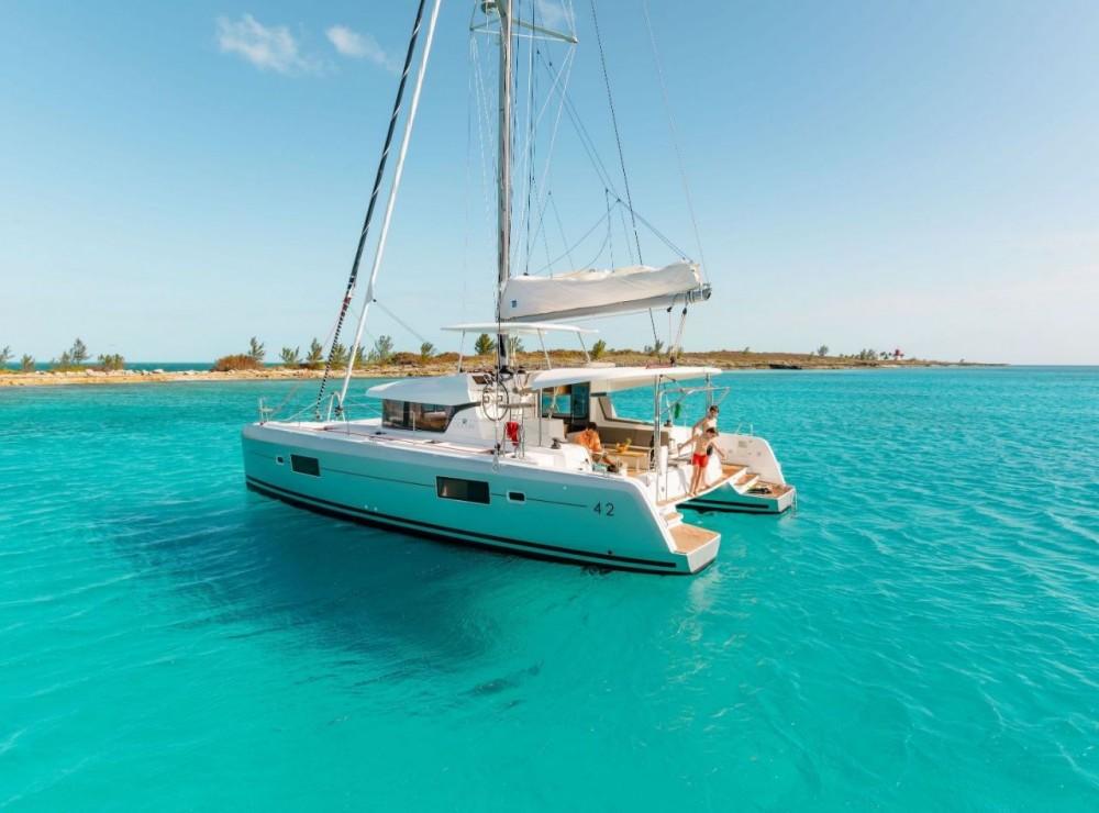 Location yacht à Bahamas - Lagoon Lagoon 42 - 4 + 2 cab. sur SamBoat