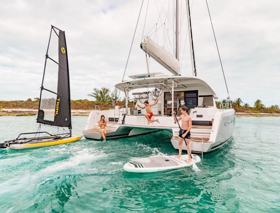 Louez un Lagoon Lagoon 42 - 4 + 2 cab. à Bahamas