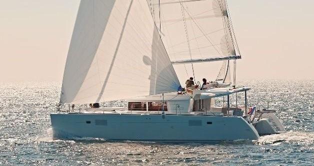 Location yacht à Marsh Harbour - Lagoon Lagoon 450 F sur SamBoat