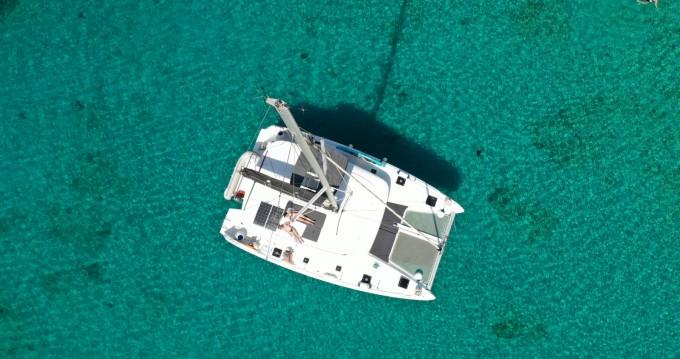 Location yacht à Ornós - Lagoon Lagoon 420 sur SamBoat