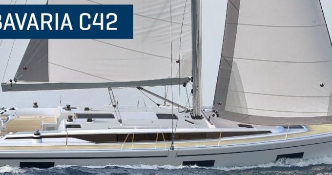 Location yacht à Trogir - Bavaria Bavaria C42 sur SamBoat