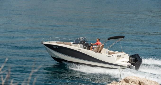 Location yacht à Trogir - Quicksilver Activ 755 Open sur SamBoat