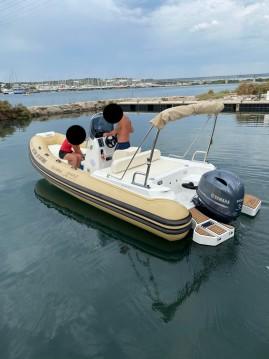 Fanale marine  Acula marina 600 entre particuliers et professionnel à Martigues