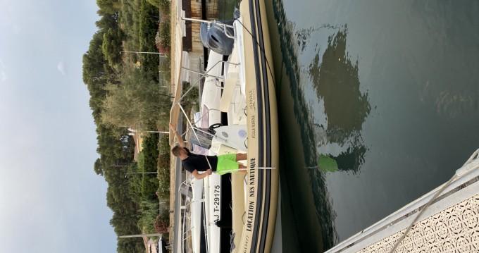 Location bateau Fanale marine  Acula marina 600 à Martigues sur Samboat