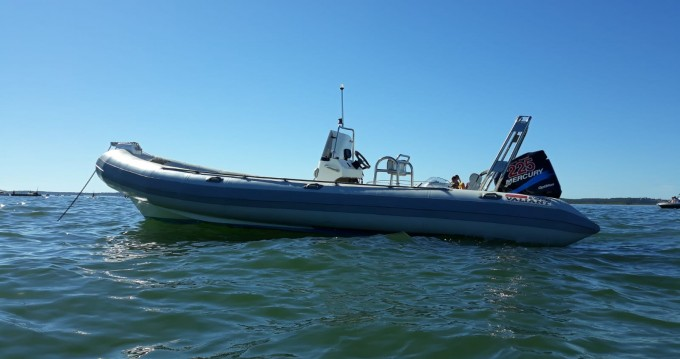 Location bateau Capelli Tempest 750 à Gujan-Mestras sur Samboat
