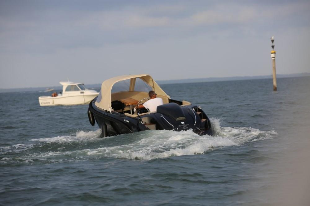 Location bateau oudhuijzer OH 580 à Arcachon sur Samboat