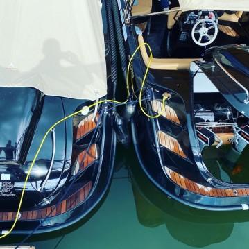 Location yacht à Arcachon - oudhuijzer 580 - Électrique sur SamBoat