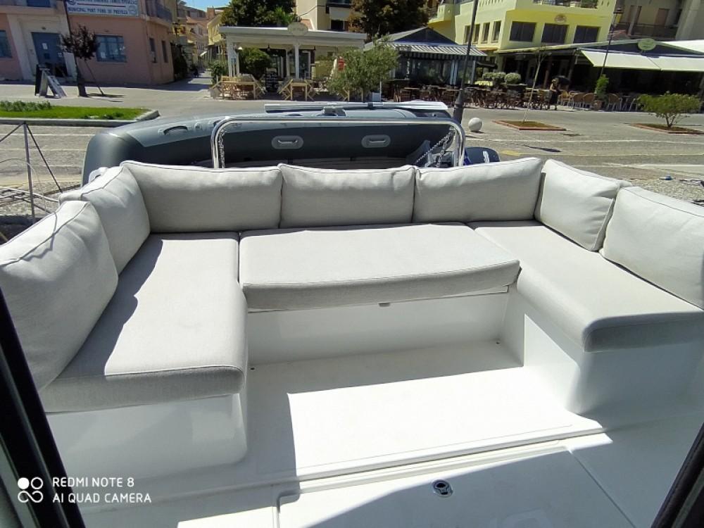 Catamaran à louer à Prévéza au meilleur prix