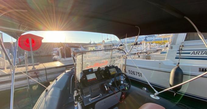 Location yacht à La Londe-les-Maures - Centaure 6.20XL sur SamBoat