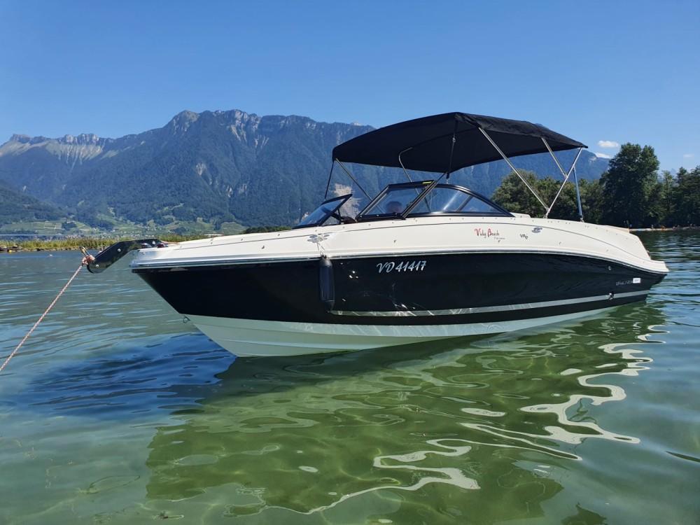 Location yacht à Lausanne - Bayliner VR6 sur SamBoat