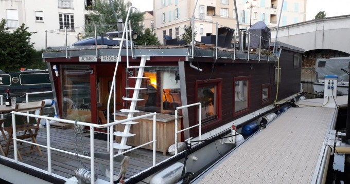 Location yacht à Cergy - Hausboty Houseboat sur SamBoat