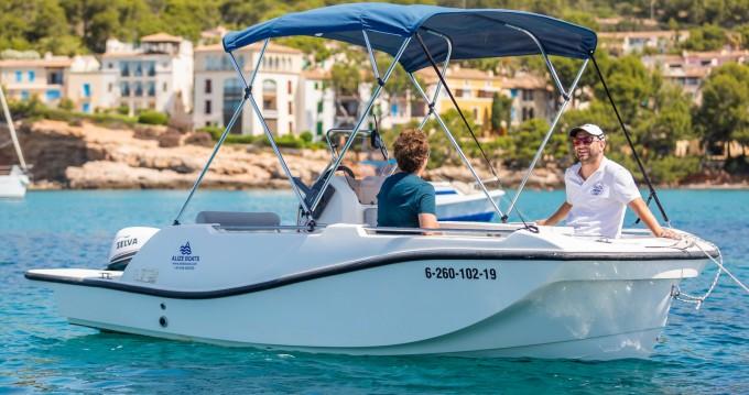 Location bateau V2 BOATS 5.0 à Can Pastilla sur Samboat