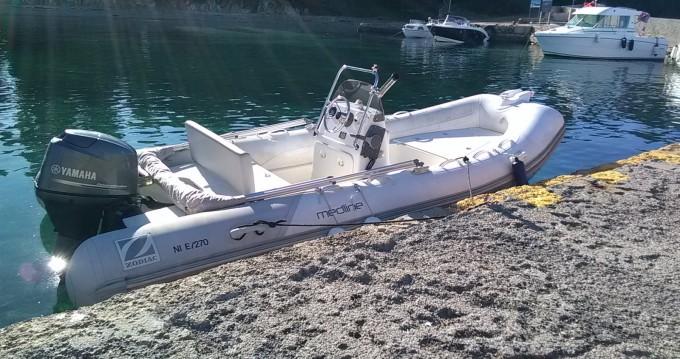 Location bateau Mandelieu-la-Napoule pas cher Medline 500